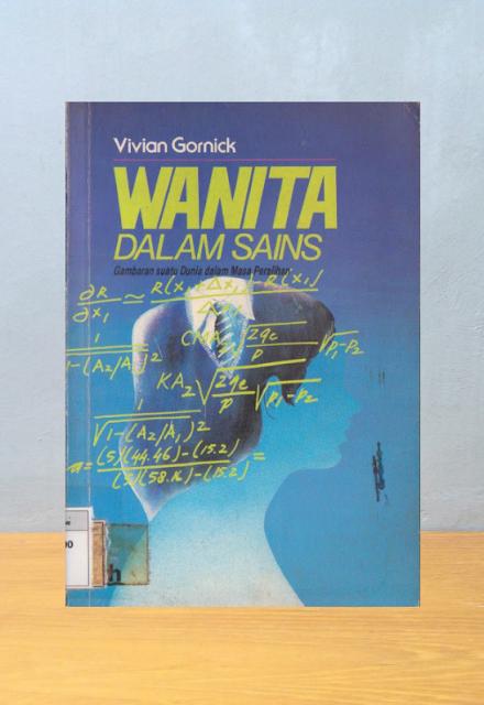 WANITA DALAM SAINS, Vivian Gornick
