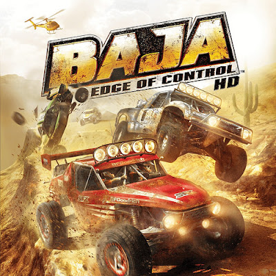 Baja Edge of Control HD PlayStation