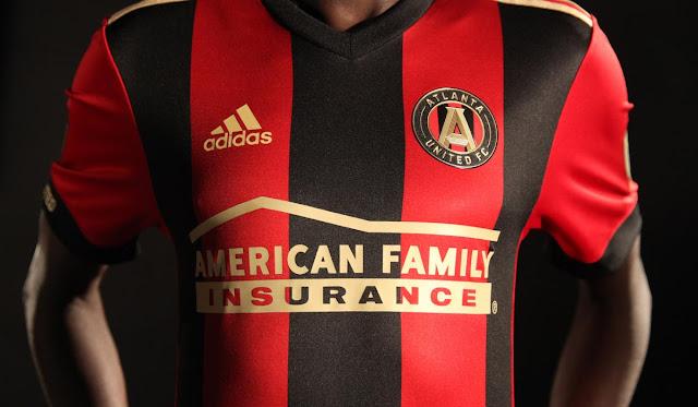 Atlanta United 2017 MLS Jersey
