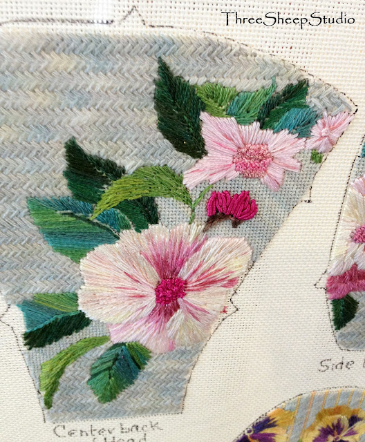 Lovely Hand Embroidery