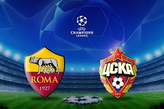 مشاهدة مباراة روما وسسكا موسكو بث مباشر اليوم 07-11-2018 Roma vs CSKA Moscow Live