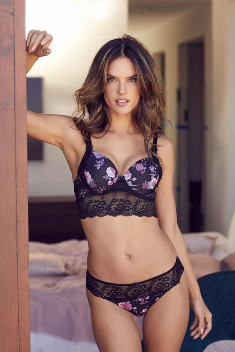 Alessandra Ambrosio for Lascana Spring Summer 2018