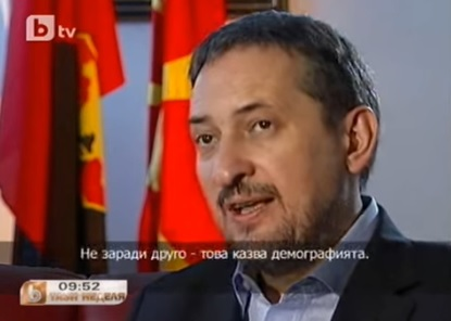 """Albanians to think of a third Albanian state in the Balkans"""