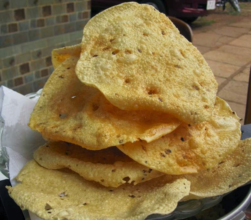 Yummicious: Home-made Potato Papad Recipe | How To Make