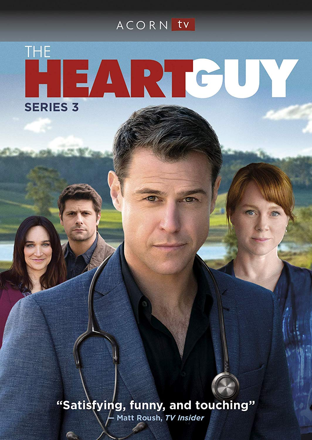 New Age Mama: THE HEART GUY, Series 3