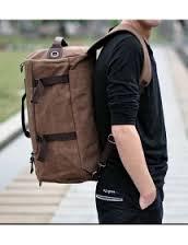 Model Tas Ransel Pria Untuk Traveling Desain Keren Dan Trendy