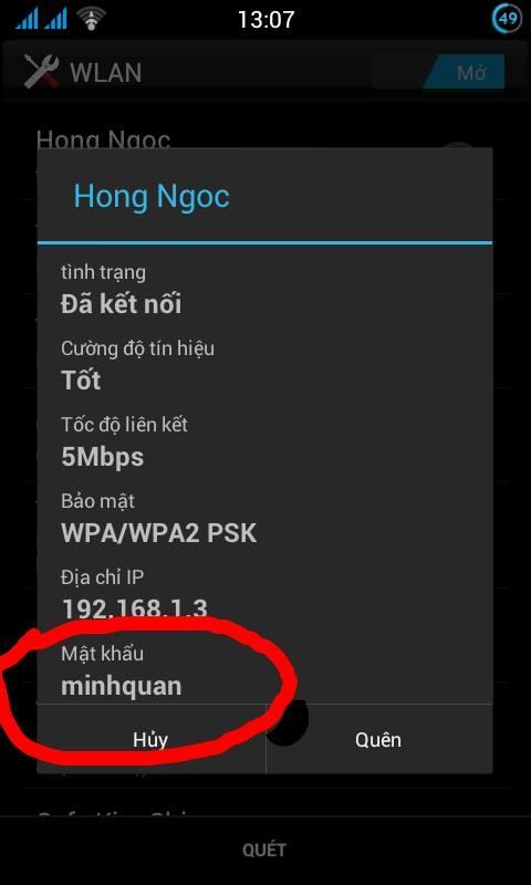 Hack pass wifi đơn giản với WPSPIN trên Android | Blog DX