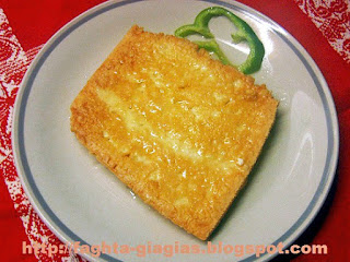 Τυρί σαγανάκι το κλασικό - από «Τα φαγητά της γιαγιάς»