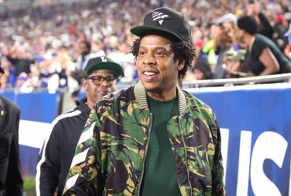 NFL Partners With JAY-Z and Roc Nation