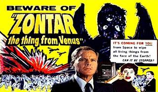 Película Zontar La cosa que llegó de Venus Online