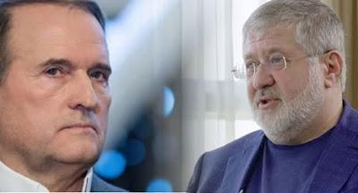 Зеленский предложил провести дебаты Медведчука с Коломойским