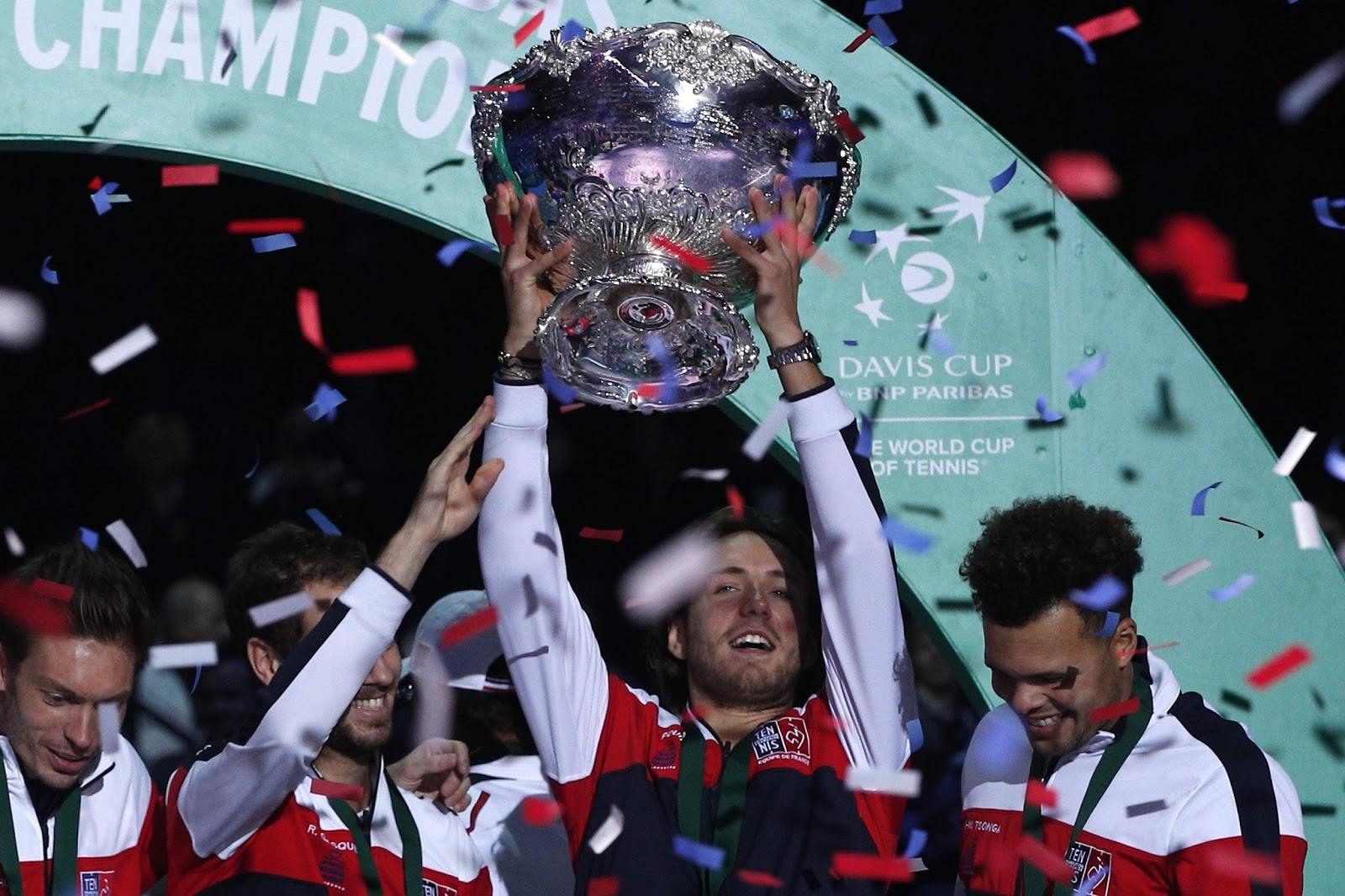 DAVIS CUP 4
