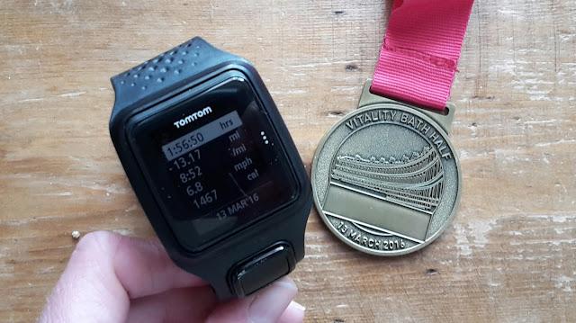 Running Diary {Bath Half Marathon 2016} // 76sunflowers