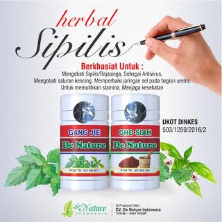 Obat Gejela Sipilis Herbal Alami Di Apotik Farmasi