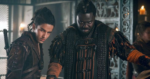 Into the badlands bajie dead | Into the Badlands (TV series)  2019-02-12
