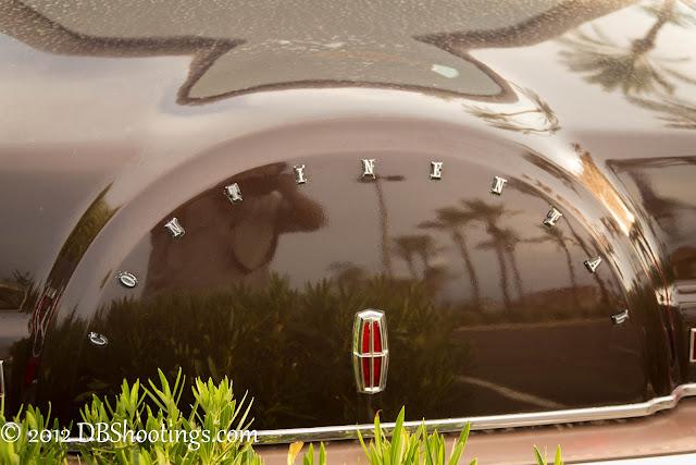 1980 Lincoln Continental Mark VI trunk