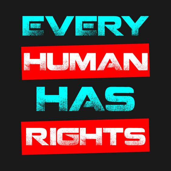 Every human has rights - Human Rights Day 2016