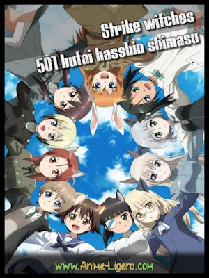 Strike Witches: 501 Butai Hasshin Shimasu! [10/??][MEGA] HDTV | 720P [80MB][Sub Español]