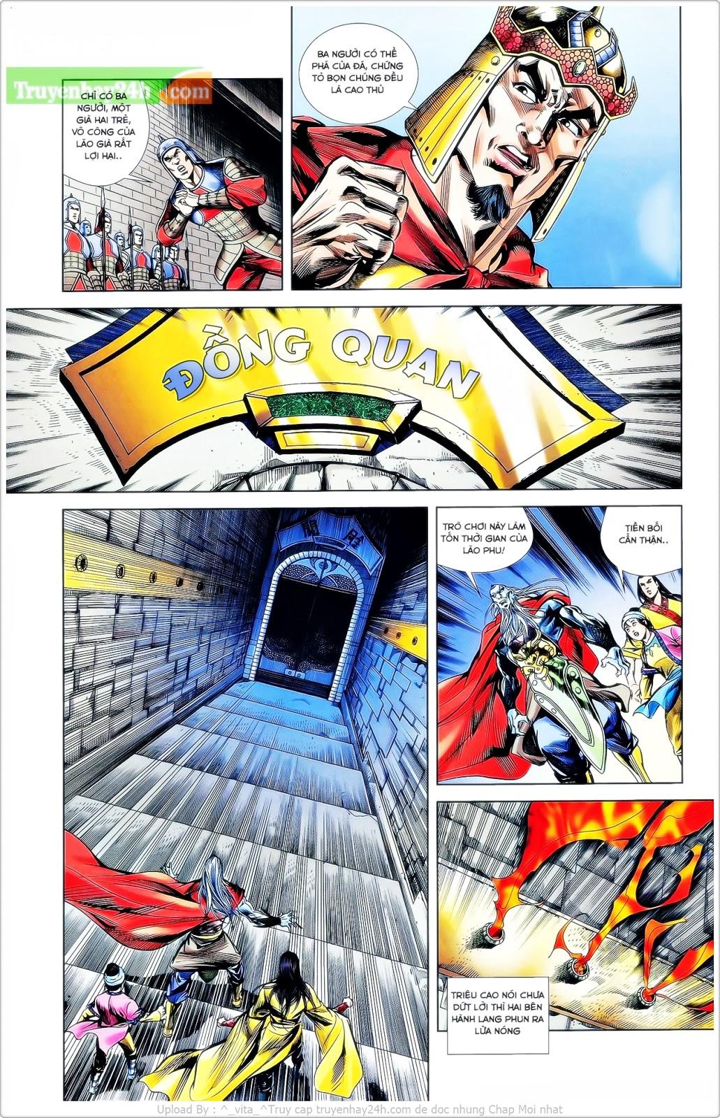 Tần Vương Doanh Chính chapter 25 trang 25