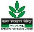 Recruitment in National Fertilizers Limited