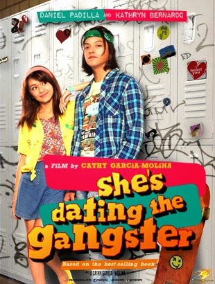 She dating a gangster movie showing now