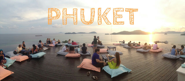 best sunset spot in phuket