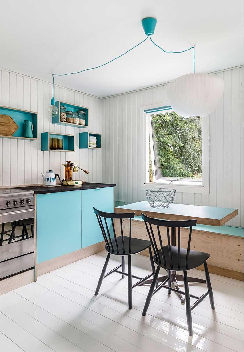 cottage in Danimarca - studio Rum4