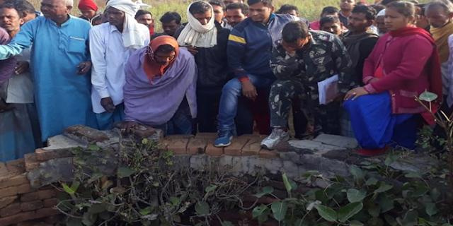 शादी समारोह से 7 वर्षीय लड़की का अपहरण, सुबह कुएं में शव मिला | GWALIOR MP NEWS