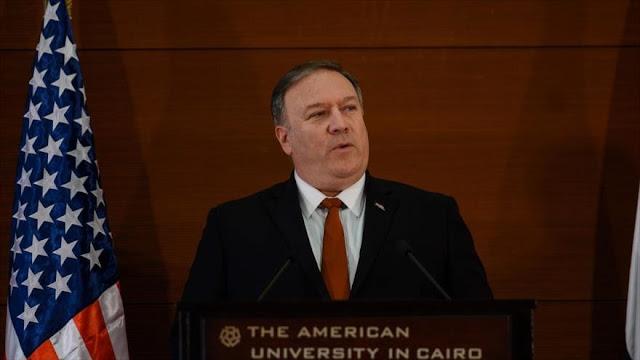 EEUU promete presión máxima sobre Venezuela