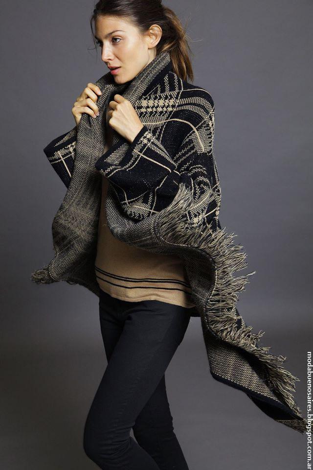 Moda invierno 2016 ropa de moda Awada.