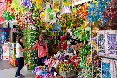Market in Kuala Lampur