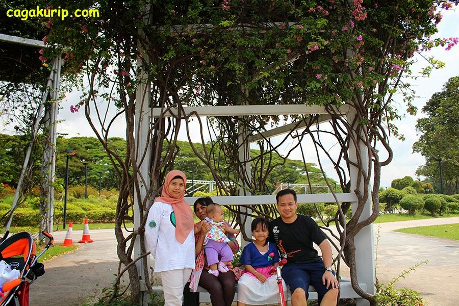 Piknik Murah Meriah Di East Coast, Singapore (1/6)