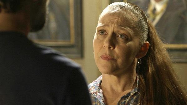 Judith impede Gabriel de expulsar Feijão (Imagem: Reprodução/TV Globo)