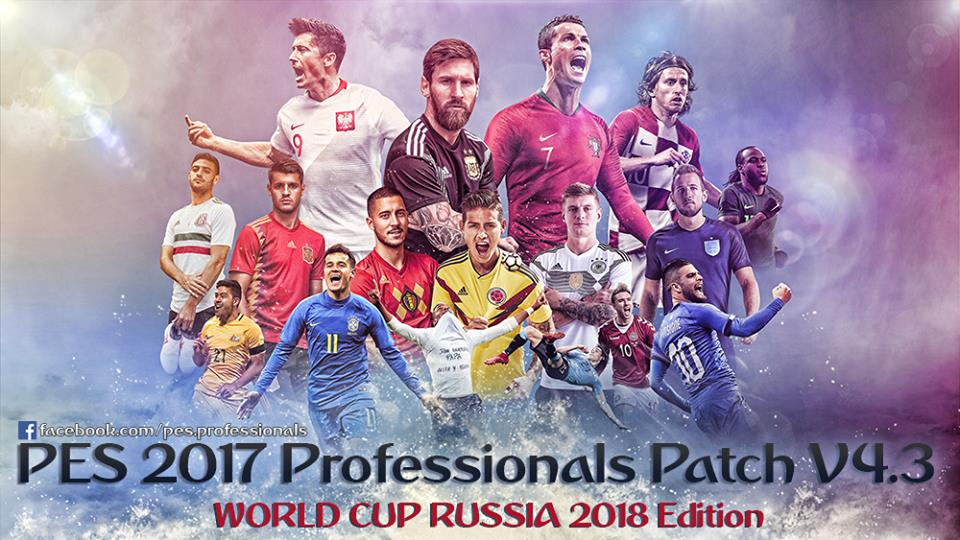 pes 2017 latest patch 2018 download