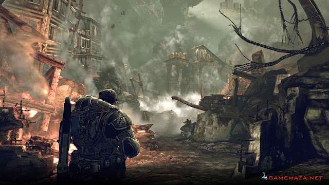 Gears of War 2 Gameplay Screenshot 2