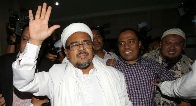 Habib Rizieq: Tujuan Demo 2 Desember Tetap Agar Ahok Ditahan