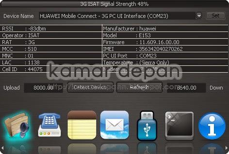 Download Mini Mobile Data (MMD) Soebish - kamar depan
