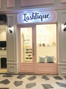 Lashtique Eyelash Extention