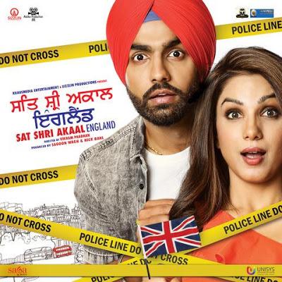 Sat Shri Akaal England 2017 Punjabi 720p HEVC WEB-DL Download