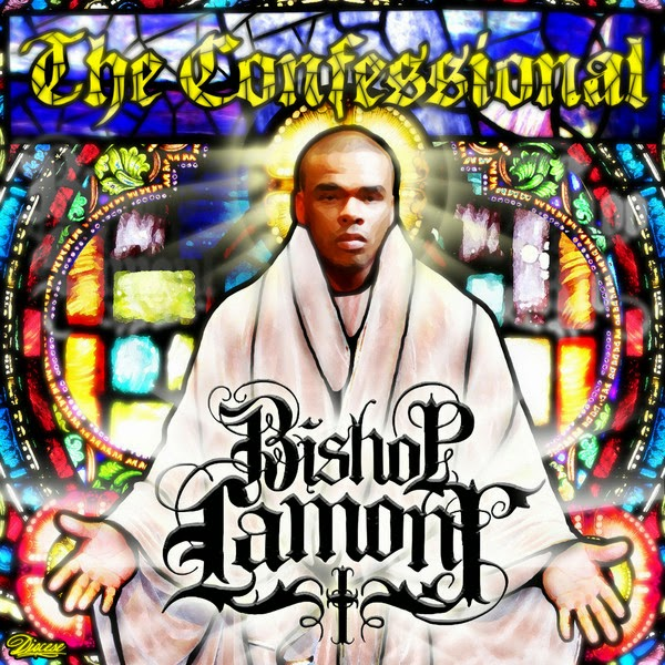 Bishop Lamont - The Confessional Cover