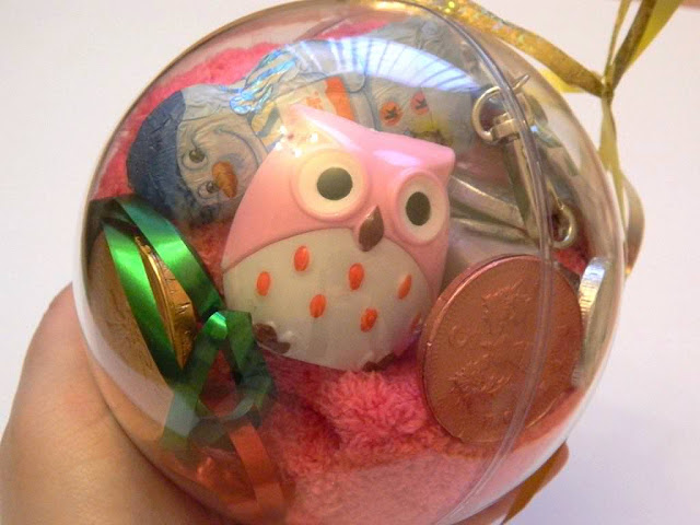 Gift Ideas Christmas Baubles