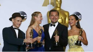 Oscars 2016: Leonardo DiCaprio Finally Wins Academy Award