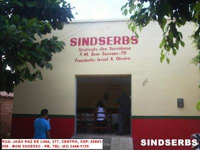 Resultado de imagem para SINDSERBS