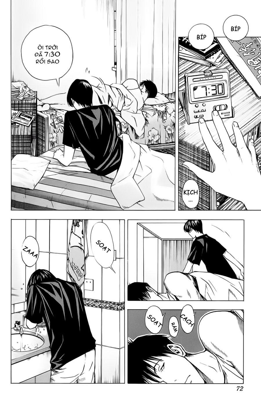 Hikaru No Go hikaru no go chap 134 trang 3