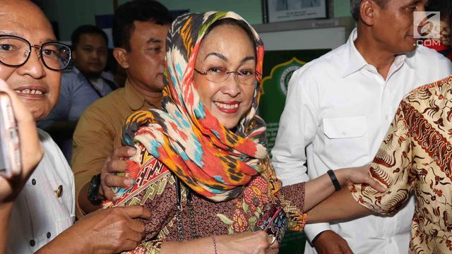Muhammad Hilmy Syarief, Suami Sukmawati Soekarnoputri Meninggal Dunia