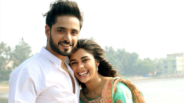 Telly Update : Adnan Khan and Eisha 'thank the Almighty' for giving them Ishq Subhan Allah