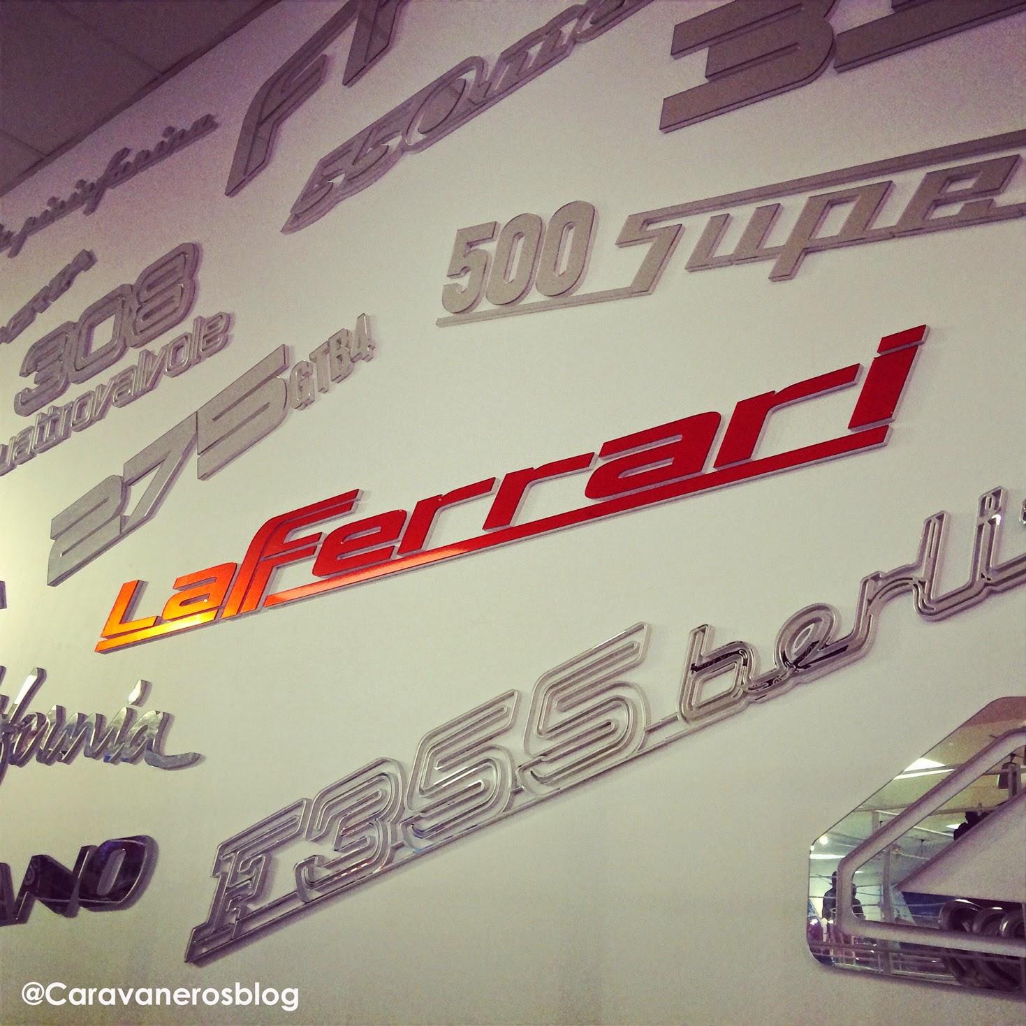 Foto de Galleria Ferrari. Maranello | caravaneros.com