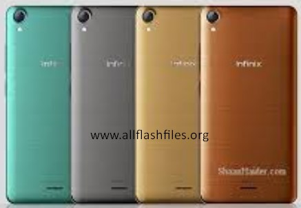 Infinix Hote Note X551 Stock Roms Download
