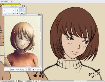 screenshot clip studio paint