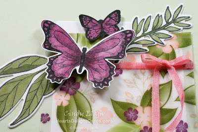 Heart's Delight Cards, Wonderful Romance, Botanical Butterfly, MIFDC14, Occasions 2019, Stampin' Up!